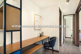 Apartamento en Santa Ana, Bello, 3 Habitaciones- 62m2.