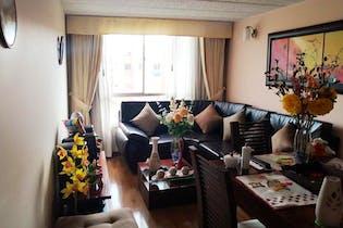 Apartamento en Hayuelos Reservado, Fontibon - 52mt, tres alcobas