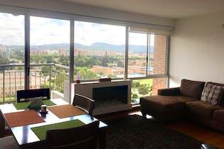 Penthouse en Santa Teresa, San Cristobal Norte - 99mt, tres alcobas, dos balcones
