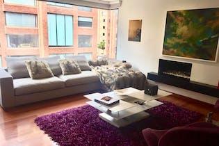 Apartamento en El Retiro, Chico - 164mt, tres alcobas, chimenea
