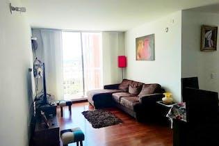 Apartamento en San Antonio Norte, Verbenal - 73mt, tres alcobas, balcón