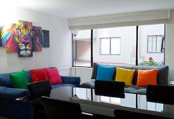 Apartamento en Cedritos, Cedritos - 51mt, dos alcobas,