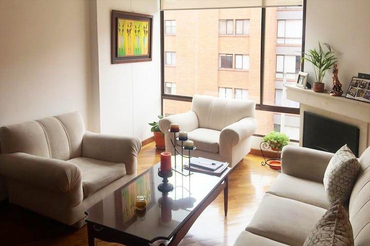 Portada Apartamento en Caobos Salazar, Cedritos - Tres alcobas
