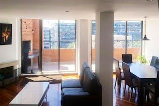 Apartamento en Santa Paula, Santa Barbara - 126mt, tres alcobas, terraza