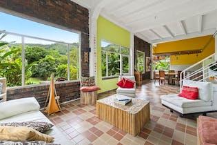 Casa Campestre En La Vega-La Vega, con 5 Habitaciones - 195,1 mt2.