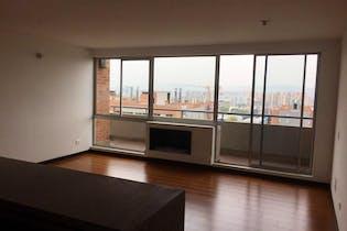 Apartamento En San Cristóbal Norte-Santa Teresa, con 3 Habitaciones - 103.86 mt2.