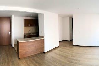 Apartamento En Mosquera-Barrio Mosquera, con 3 Habitaciones - 65.85 mt2.