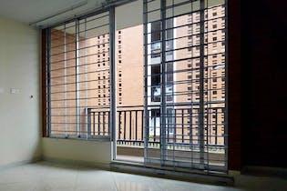 Apartamento En San Rafael Industrial-Zona Industrial, con 3 Habitaciones - 56.68 mt2.