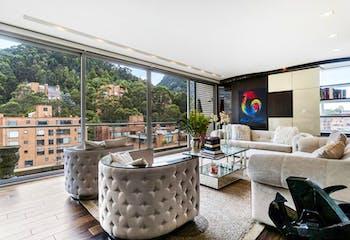 Apartamento En Chicó-Rosales, con 2 Habitaciones - 154.71 mt2.
