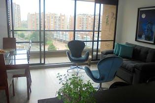 Apartamento En Colina Campestre-Barrio Colina Campestre, con 3 Habitaciones - 98 mt2.