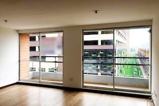 Apartamento En Mosquera-San José, con 3 Habitaciones - 71.2 mt2.