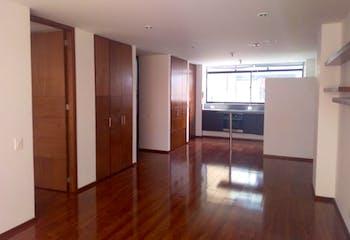 Apartamento en San Patricio, Santa Barbara - 57mt, una alcoba
