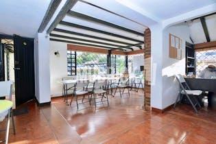 Casa en Puente Largo, Pasadena - 206mt, tres alcobas, chimenea