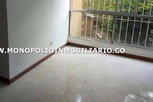 Apartamento en Bombona II, Buenos Aires - 51mt, tres alcobas