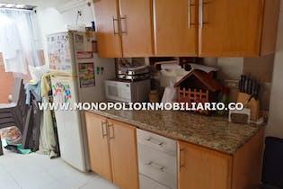 Casa en La Gloria, Belen - 88mt, cuatro alcoba,s patio