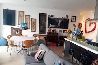Apartamento En Chicó-El Virrey, con 3 Habitaciones - 130 mt2.
