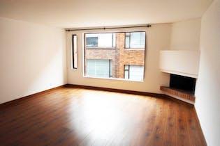 Apartamento en Bogota Rincón Del Chicó. con 3 habitaciones-112 mt2