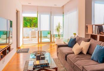Apartamento en venta en Polanco, 151m² con Solarium...