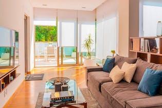 Departamento en venta en Polanco con terraza privada