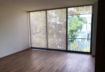 Departamento en venta en San José Insurgentes de 101m2.