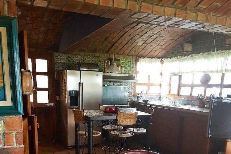 Portada Casa en venta en Santo Tomas Ajusco de 240 mt2. con balcón