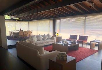 Casa en venta en San Bartolo Ameyalco de 538 mt2.