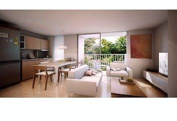 Reserva del Carmen, Apartamentos en venta en La Madera Aurora con 56m²