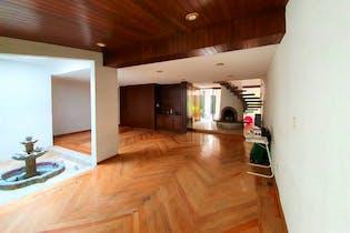 Casa en venta en San Ángel, 282mt de tres niveles.