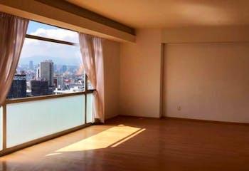 Departamento en venta en Anáhuac de 213 mt con balcón