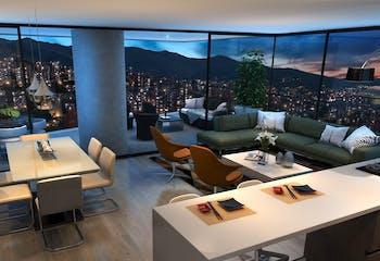 Proyecto de vivienda, Vierzo Livings, Apartamentos en venta en Ciudad Del Río 122m²