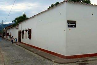 Casa En Venta En Santafe De Antioquia Área Urbana
