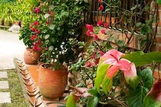 Casa En El Tablazo, En Rionegro, 4 Habitaciones- 280m2.