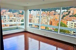 Apartamento en venta en El Nogal con Bbq...