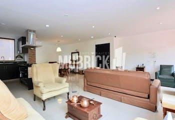 Apartamento en Bogotá Club De Los Lagartos. Con 2 habitaciones-99mt2
