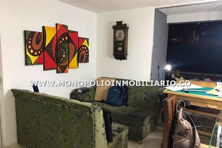 Apartamento en sector villa ventura Itagüí, con 3 habitaciones-56mt2