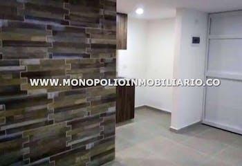 Apartamento Sector Santa Ana, Bello, con 3 habitaciones-53mt2