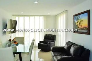 Apartamento en El Carmelo, Sabaneta - 78mt, tres alcobas, balcón