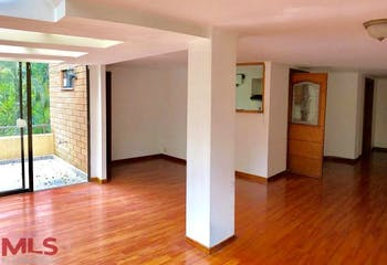 Apartamento en El Campestre, el Poblado, Urapanes, 3 Habitaciones-138m2.