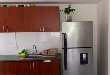 Apartamento Cuarta Brigada, El Estadio, Colors, 3 habitaciones- 83m2.