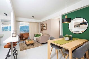 Flora, en en El Progreso 55m², Apartamentos nuevos en venta en El Progreso con 3 hab.