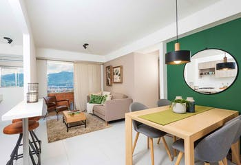 Flora, Apartamentos nuevos en venta en El Progreso con 3 hab.