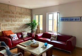 Casa en venta en Colonia Cuajimalpa, 298mt de tres niveles