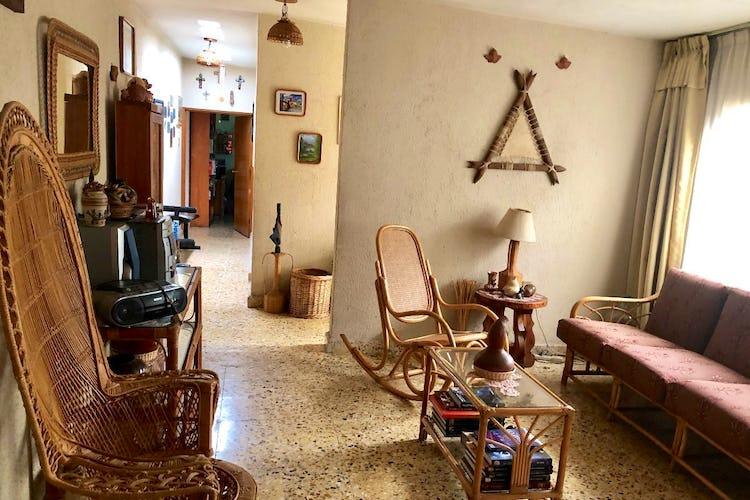 Portada Casa en venta en Barros Sierra de dos recamaras