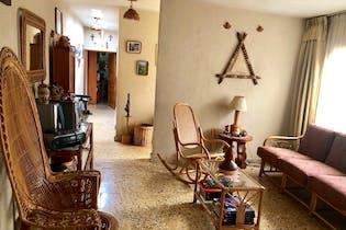 Casa en venta en Barros Sierra de dos recamaras