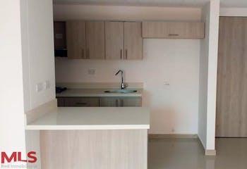 Apartamento en San German, Robledo - 66mt, tres alcobas, balcón