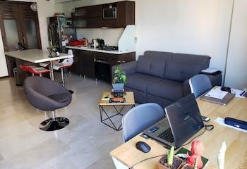 Apartamento en venta en El Carmelo de 1 habitacion