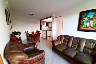 Apartamento en Carlos Lleras, Ciudad Salitre - 66mt, duplex, tres alcobas