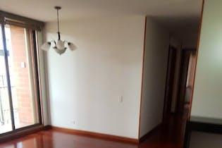 Apartamento en Santa Helena, Colina Campestre - 74mt, tres alcobas, balcón