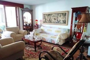 Apartamento en La Candelaria, Candelaria - 240mt, tres alcobas, dos balcones