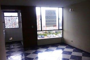 Apartamento en Bochica, Engativa - 53mt, tres alcobas
